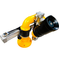 P180D Pneumatic Water Cannon - Pneumatic Nozzle
