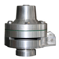 80mm Spray Valve Grooved Base with 1/4'' BSP Air Fitting 500LPM
