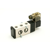 VSN12 12v 5/2 Namur Valve and Solenoid to Suit Actuator