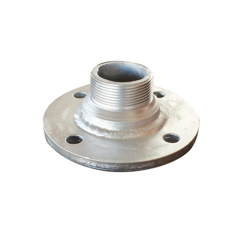 "Cannon Mounting Flange - 3"" flange, 2.5"" NPT thread"